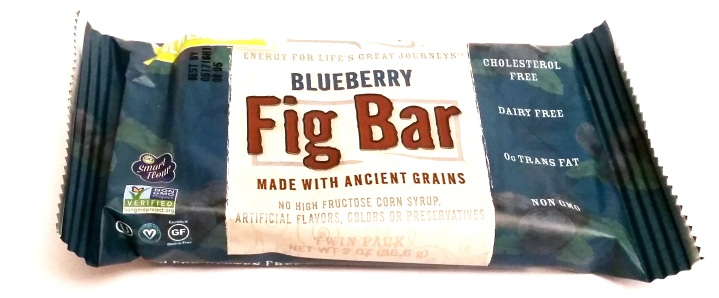 Natures Bakery, Fig Bar Gluten Free Blueberry (4)