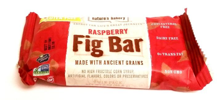 Natures Bakery, Fig Bar Gluten Free Raspberry (4)