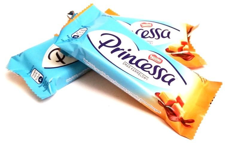 Nestle, Princessa smak karmelowy (2)