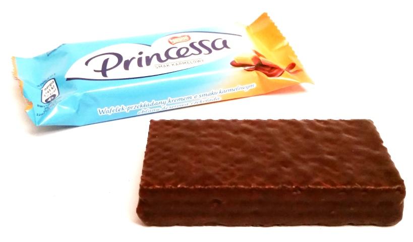 Nestle, Princessa smak karmelowy (4)