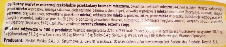 Nestle, wafel Nesquik (4)