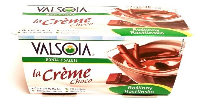Valsoia, la Creme Choco (1)