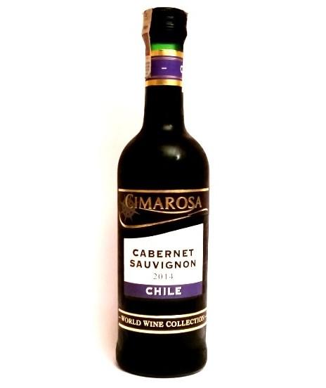 Cimarosa, Cabernet Sauvignon 2014 Chile (1)