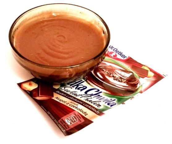 Dr. Oetker, Słodka Chwila Świat Pralin Nugat z czekoladą (3)