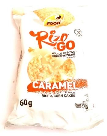 Good Food, Rizo and Go Caramel (1)