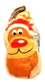 Goplana, Figurka o smaku karmelowym w czekoladzie (1)