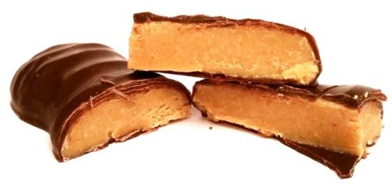 Goplana, Figurka o smaku karmelowym w czekoladzie (5)