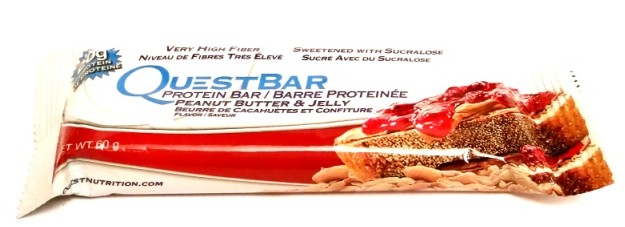 Quest Nutrition, Quest Bar Peanut Butter and Jelly (1)
