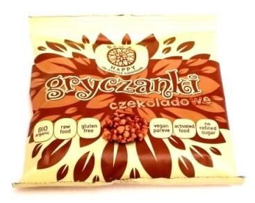 Raw and Happy, Gryczanki czekoladowe (1)