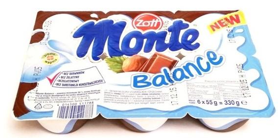 Zott, Monte Balance (1)
