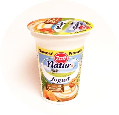 Zott, Natur Jogurt z miodem (1)
