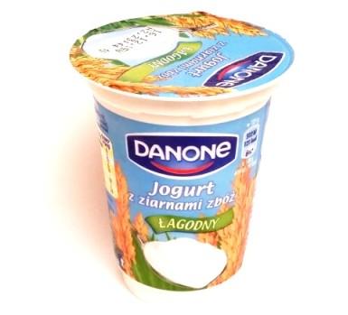 Danone, Jugurt z ziarnami zbóż łagodny (1)