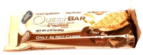 Quest Nutrition, Quest Bar Smores (2)