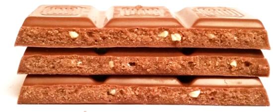 Schuetzli, Milk Chocolate with Hazelnuts and Praline (4)
