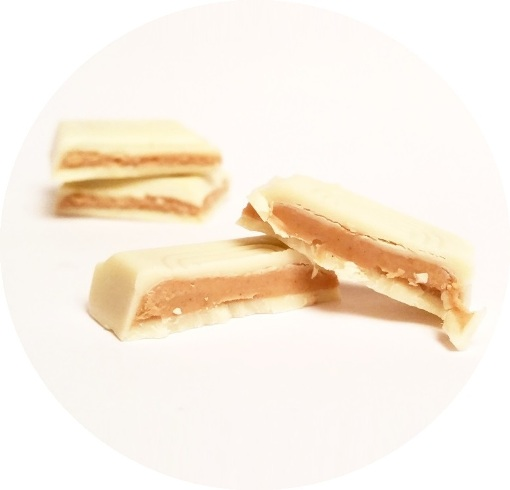 Schuetzli, White Chocolate with an Almond and Cream Filling (5)