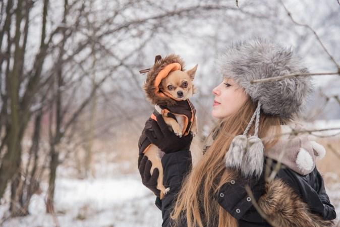 Sesja zimowa z Rubi (3)