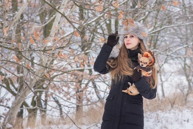 Sesja zimowa z Rubi (4)