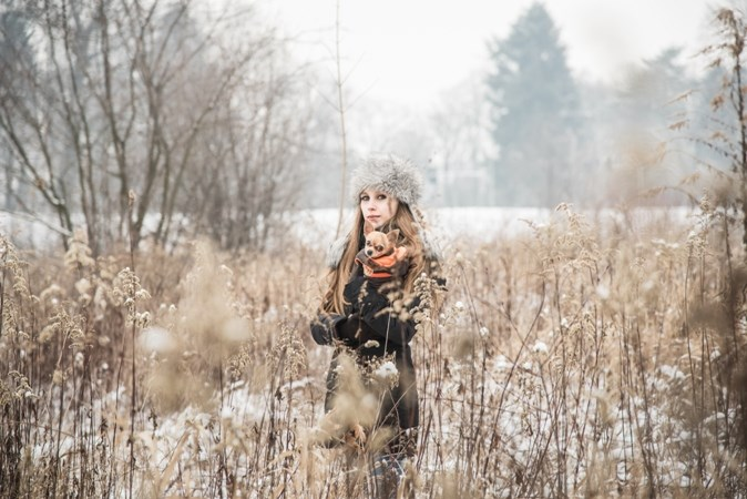 Sesja zimowa z Rubi (7)