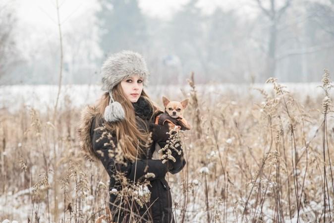 Sesja zimowa z Rubi (8)