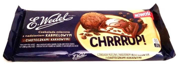 Wedel, Chrrrup z ciasteczkami kakaowymi (2)
