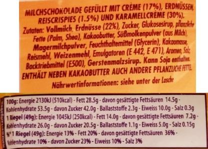 Cadbury, Wunderbar (3)