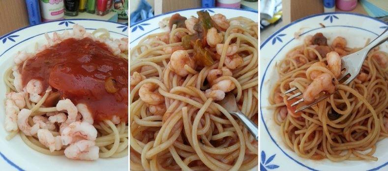 Danie spaghetti 4