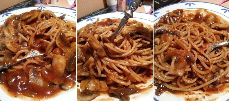 Danie spaghetti 5