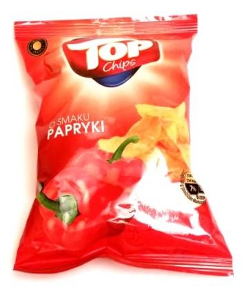 Fifor, Top Chips o smaku papryki (1)