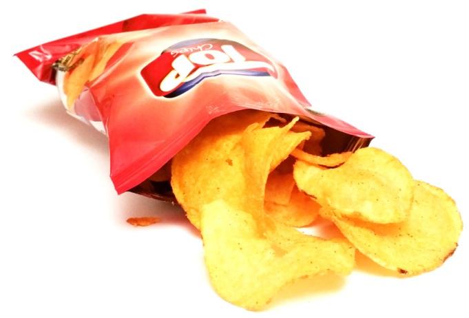 Fifor, Top Chips o smaku papryki (6)