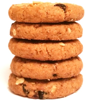 Jacobsens Bakery, Tivoli Delicious Cookies Muesli and Cranberry (3)