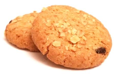 Jacobsens Bakery, Tivoli Delicious Cookies Muesli and Cranberry (4)