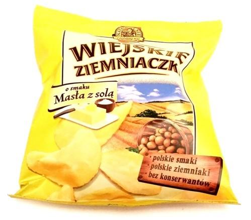 Lorenz, Wiejskie Ziemniaczki o smaku Masla z sola (1)