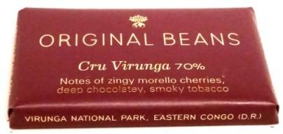Original Beans, Cru Virunga 70 (Smakowe Inspiracje) (1)
