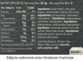 Original Beans, Cru Virunga 70 (Smakowe Inspiracje) (3)