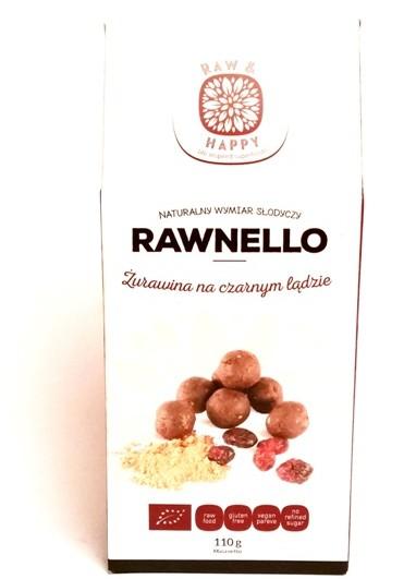 Raw and Happy, Rawnello Zurawina na czarnym ladzie (1)