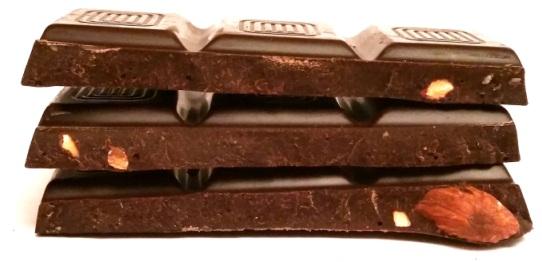 Schuetzli, Dark Chocolate with Almonds (3)