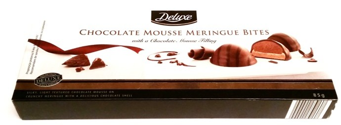Deluxe, Chocolate Mousse Meringue Bites (3)
