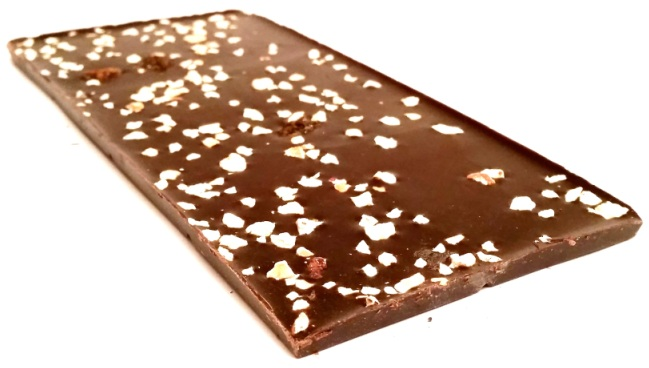 Green Dream, Dark Chocolate with hazelnuts and raisins (3)