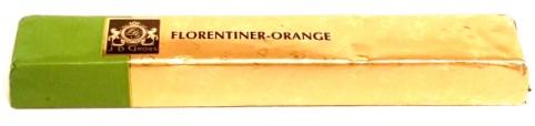 J. D. Gross, Mala pokusa Mocca-Sahne, Florentiner-Orange (3)