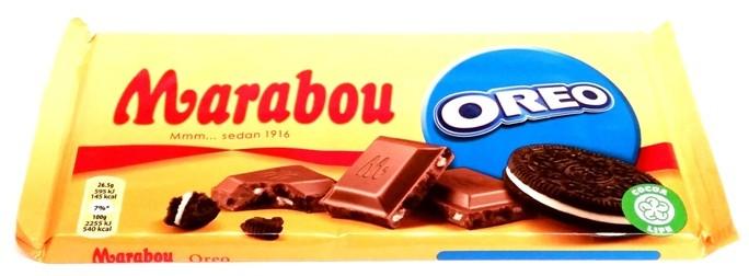 Marabou, Oreo (3)
