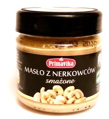 Primavika, Maslo z nerkowcow smazone (1)