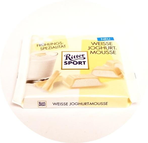 Ritter Sport, Weisse Joghurt-Mousse (1)