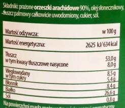 Sante, Maslo orzechowe 90 orzechow (2)