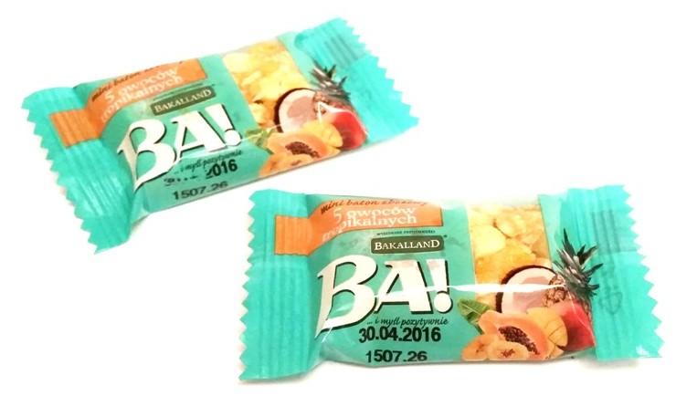 Bakalland, Ba 5 owocow tropikalnych (1)