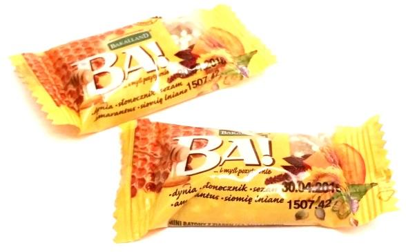 Bakalland, Ba 5 ziaren z miodem (1)