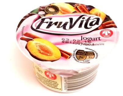 Bakoma, FruVita Jogurt sliwka z cynamonem (1)