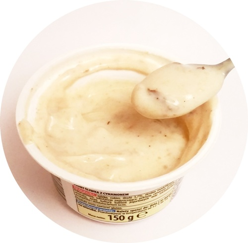 Bakoma, FruVita Jogurt sliwka z cynamonem (4)