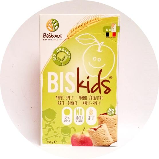 Belkorn, BISkids Apfel-Spelt ciasteczka jablkowe (1)