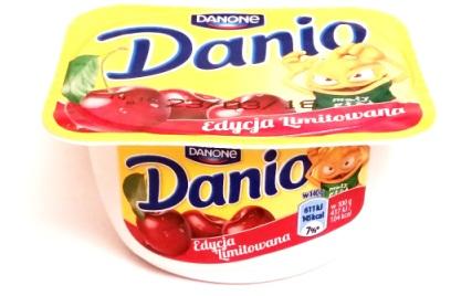 Danone, Danio wisniowe (1)