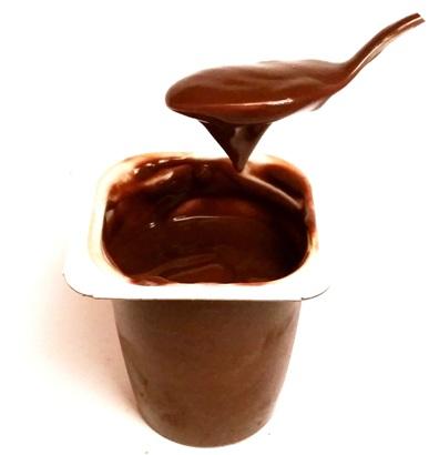 Delisse, Specialite au Soja au chocolat, deser sojowy o smaku czekoladowym, copyright Olga Kublik